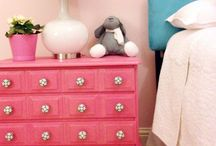 Ideas for Kayla's Room / by Ashley Langford-Wester