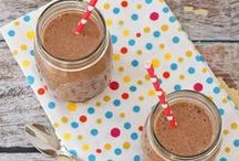 Super Healthy Smoothies / Recipes for healthy smoothies, juices, and detox drinks including dairy free and vegan smoothies. / by Anne-Marie Nichols - This Mama Cooks! On a Diet