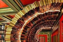 WPL: Amazing Libraries & Bookstores / Oh, the places you'll read.  / by Westerville Library
