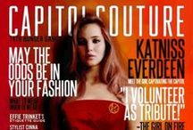 WPL: Hunger Games / Inspiration, DIY, quotes and more from The Hunger Games book trilogy & movies.