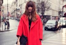 Street Style. / by Joanie Reid