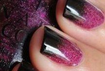 Nails...Hair...Eyes / by L M W