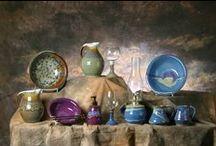 Pottery- etc. / by Barb Svec