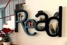 WPL: Bookshelves / Fun and functional shelves for displaying our most favorite of things, books.  / by Westerville Library