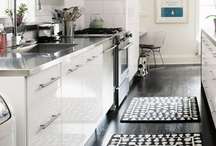 Kitchen Ideas / by Ashley Langford-Wester