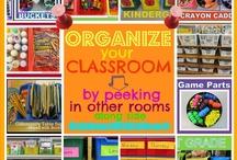 Classroom Organization / by Annie Vaccaro