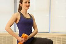 Fitness, Nutrition, & Health / by Kjirsten Worthing