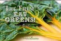Salads and Veggies / Salads and veggie recipes