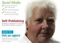 Issue 1 - Crime Writing / (Jul-Aug 2012) - Interviews with Val McDermid and Kerry Wilkinson, how to use Pinterest, WordPress, tweet your blog, get an agent, overcome things that stop you writing, give a talk in public - and more!