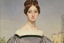 Fashion history 1830's