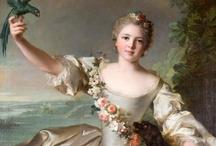 Fashion history 1700-1750