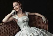 Fashion history 1950's