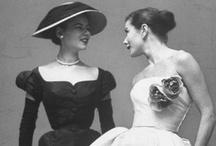 Fashion history 1940's