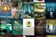Books worth reading / by Kayla Pitre
