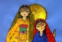Persian Fantasies / The people and culture of Iran. / by Lise Gillen