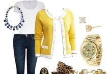 Outfit Ideas / by Amanda Mcadams