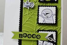 Handmade Cards- Halloween & SU Googly Ghouls / SU! Googly Ghouls & other Halloween cards- SU! and non-SU!