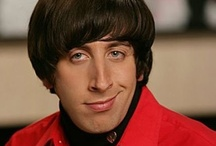 Howard Wolowitz / A Tribute to The Pick-Up Artist in Howard Wolowitz. / by Chris Vertonghen