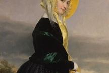 Fashion History 1840's