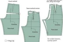 Sewing Pattern Fixes and Alterations