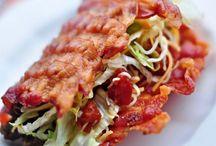 Recipes - Keto / Low Carb / #lowcarb #keto  / by Ashley Langford-Wester