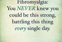 Fibromyalgia  / by Melanie Peak