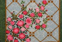 Quilts and quilted stuff / by Barb Svec