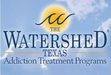 The Watershed Texas  / www.thewatershedtexas.com / by The Watershed