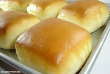 Bread Recipes / Bread recipes, bread machine, rolls, loaves, etc.  / by Melanie Peak