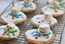 Holiday Fare / Food for the holidays: Thanksgiving, Christmas
