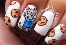 WPL: Novel Nails / Nail art inspired by books. / by Westerville Library