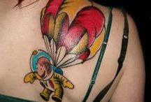 WPL: Literary Ink / Tattoos inspired by books, authors and illustrators. / by Westerville Library