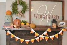 Our fall and Halloween ideas (NewlyWoodwards) / by Kim {NewlyWoodwards.com}