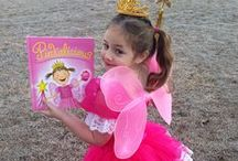 WPL: Book Character Costumes / Costumes for adults and children. Dress up as a favorite character from a book!