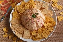 Healthy Party Food / Healthy and easy to make appetizers, snacks, and recipes for parties and entertaining. From tailgating to fancy holiday parties, we have a recipe for you! / by Anne-Marie Nichols - This Mama Cooks! On a Diet