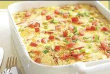 Eggs & Breakfast for Dinner / Egg Recipes