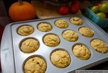 Muffins and Quick Bread / Muffin and Quick Bread Recipes, gluten-free, naturally sweetened options