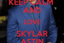 Skylar Astin / Recently married Anna Camp aka Aubrey from Pitch Perfect❣
