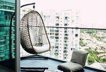 Balcony Oasis
