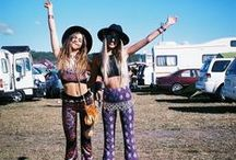 FESTIVAL READY / Festival essentials, inspiration, everything you need to have the raddest festival season!