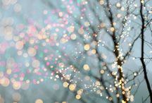 Glitter and sparkles