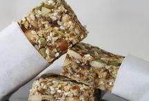 Bagvrks snacks / Snacks og mellemmåltider fra min blog, Bagvrk.dk