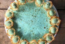 Bagvrks kager / Smukke og dejlige kager fra min blog, Bagvrk.dk