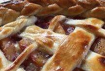 Bagvrks tærter / Sprøde tærter fra min blog, Bagvrk.dk