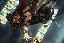 ♥ Postavy • Arya