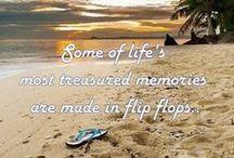 """I LOVE flip-flops! / by Teresa """"B"""""""