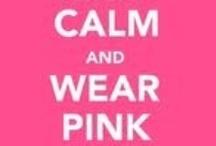 ♥♥♥♥♥ Pink♥♥♥♥♥