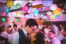 décoration mariage / wedding decoration / Plein d'idées pour la décoration de votre mariage !