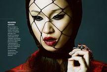 Make-up Portfolio  / by Diana Ionescu