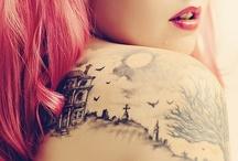 Ink / by Amanda Tierney